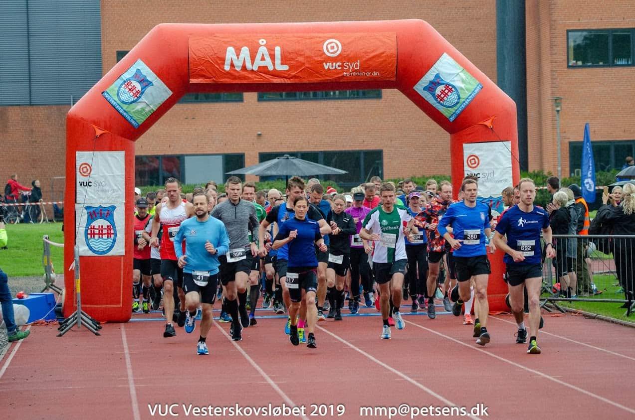Start VUC Vesterskovsløbet 2019